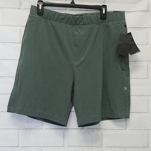NWT Hurley Alpha Plus 18inch Shorts Mens M C2A